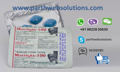 Mastigra (Sildenafil Citrate) | Pharmacy Dropshipping | Scoop.it