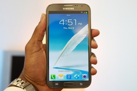 Galaxy Note 4 Performance Will Be 2× than Note3 | Galaxy Note 4 | Scoop.it