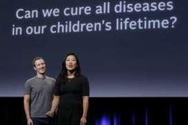Zuckerberg and Chan aim to tackle all disease by 2100 - BBC News | Collection of First in the World Wide Web | Scoop.it