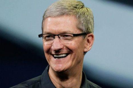 CEO van Apple wil dat kinderen leren programmeren op basisschool | innovation in learning | Scoop.it