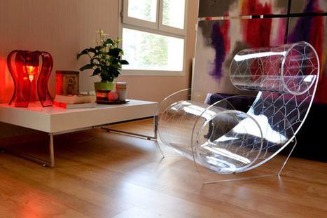 Julie BRUNAUD ouvre les portes de son Appartement | New Creations | Scoop.it