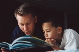 Two Thirds of Parents Don't Read to Their Kids Every Night, Reveals Poll | School Library Journal | Must Read articles: Apps and eBooks for kids | Scoop.it