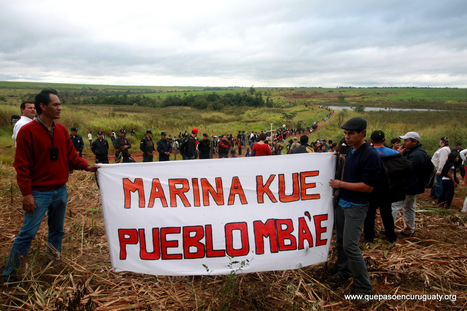 Land Conflicts and the Criminalization of Peasant Movements in Paraguay | Questions de développement ... | Scoop.it