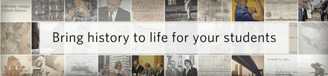 The National Archive Experience: DocsTeach | Teaching - Interesting and Helpful Resources | Scoop.it