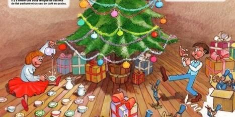 Contes de Noël sur fond de musique classique | FLE enfants | Scoop.it