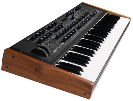 Prophet '08 Goes From Stength To Strength, Polysynth continues to be a bestseller for DSI   Gear Acquisition Syndrome   Scoop.it