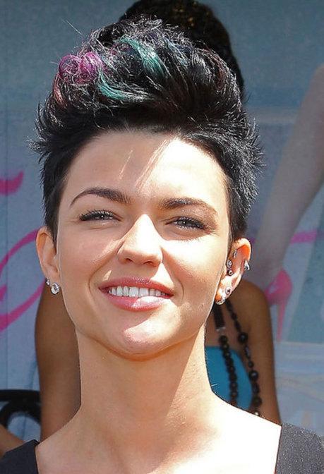 Faux Hawk Hairstyles for Women | womens hair styling | Scoop.it