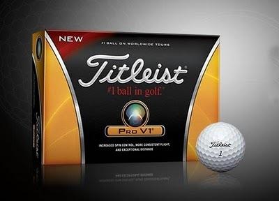 Nouvelle Titleist Pro V1 2011 | Tout le matériel golf, équipement golf et accessoires golf | Scoop.it