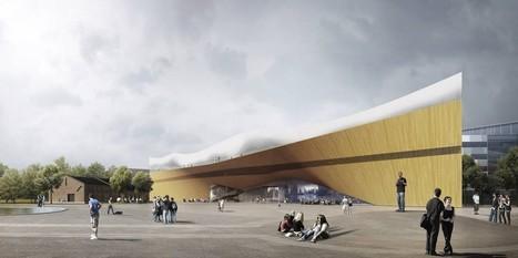 Keskustakirjasto sai rakennusluvan | Kirjastorakennukset | Scoop.it