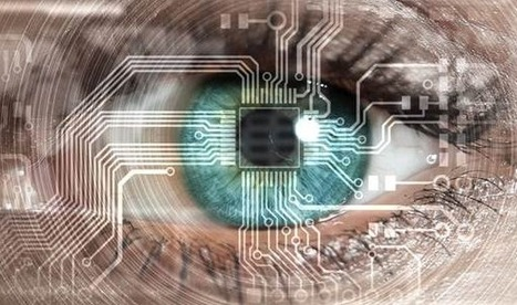 New Iris Scanning Tech could Identify you from 40 Feet Away | Technology in Business Today | Scoop.it
