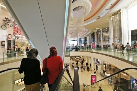 Ramadan rush: Mega-rich shoppers descend on London - Washington Post | Shopping Tourism | Scoop.it