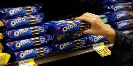 Oreo, le biscuit qui parle… aux Américains - lalibre.be | communication par l'objet | Scoop.it
