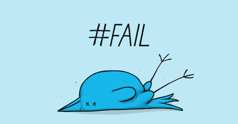 8 Twitter #Fails Most Small Businesses Make   MarketingHits   Scoop.it