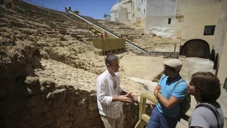 Cádiz se reencuentra con el escenario más antiguo de Hispania | LVDVS CHIRONIS 3.0 | Scoop.it