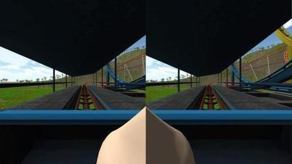 Virtual Reality Check: 10 Things You Should Know   3D Virtual-Real Worlds: Ed Tech   Scoop.it