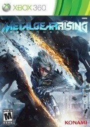 Metal Gear Rising Revengeance - Konami - FIND THE GAMES | Games on the Net | Scoop.it