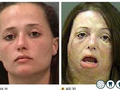 This New 'Faces Of Meth' Ad Is Utterly Harrowing | Psychology of Consumer Behaviour | Scoop.it