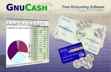 Logiciel gratuit GnuCash Fr 2012 licence gratuite suivi comptes bancaires et comptabilité des Petites entreprises | Logiciel Gratuit Licence Gratuite | Scoop.it