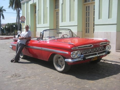 New cars for Cuba? | Geography Education | Scoop.it