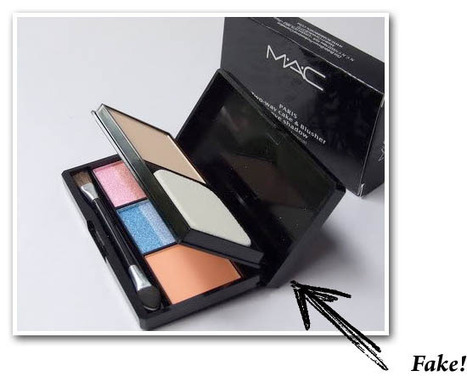 The Perils of Fake Cosmetics: Skin Damage   Trending Beauty   Scoop.it