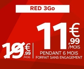 Promo red! un vrai truc de barré! | Programme Affiliation SFR | Scoop.it