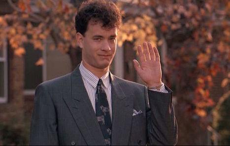 Quand Tom Hanks, 18 ans, envoyait une lettre à un réalisateur pour devenir célèbre | ZeHub | Scoop.it