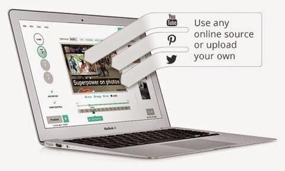 Metta, plataforma dinámica y atractiva para  crear vídeo-presentaciones en línea | PLE: notas para su elaboracion | Scoop.it