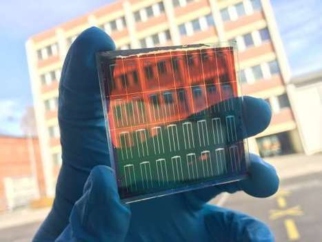 Tandem solar cells are more efficient   News we like   Scoop.it