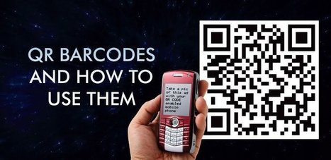 What are QR codes? | Mediaura | Scoop.it