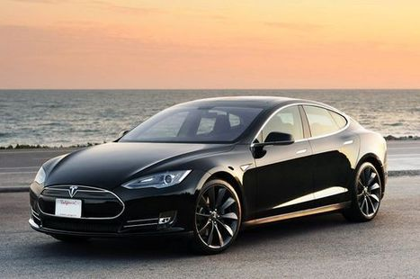Someone Taught Alexa To Summon The Tesla Model S | The Robot Times | Scoop.it