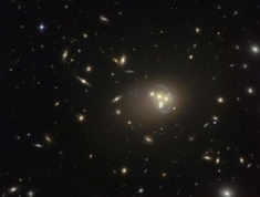 "Dark Matter May Feel a ""Dark Force"" That the Rest of the Universe Does Not 