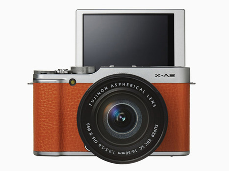 Fujifilm's New Compact Camera Is a Mirrorless Selfie Machine | WIRED | Fuji X System | Scoop.it