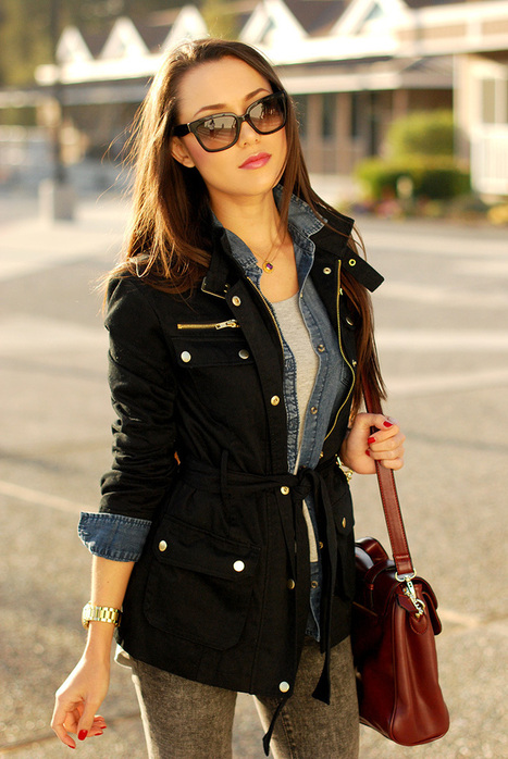 Hapa Time - a California fashion blog by Jessica - new fashion style ... | Fashion Inspiration | Scoop.it