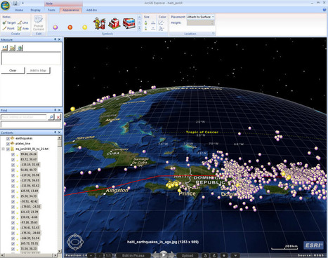 Learning about your community and the world with GIS | Geography in the classroom | Scoop.it