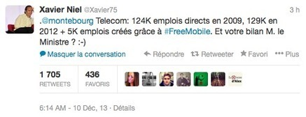 Quand Montebourg tente un tweet clash, ça fait un gros FAIL - Korben   Un Android peut être humain   Scoop.it