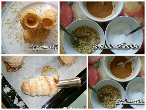 #Recept Chimney Cake | Recepti i kuhinja za pocetnike [ kao ja] | Scoop.it