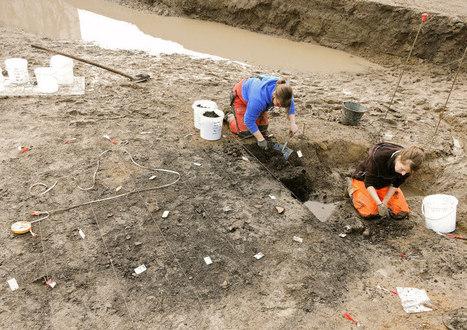 Archéologie.  Une découverte exceptionnelle à Vannes | Monde antique | Scoop.it