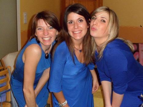 Mademoiselle Grenade - Les 3 drôles de dames | les femmes chics ont leur mode | Scoop.it