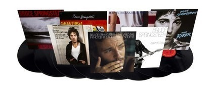 Newly remastered vinyl available individually for Record Store Day  2015 - Bruce Springsteen Official Site | Bruce Springsteen | Scoop.it