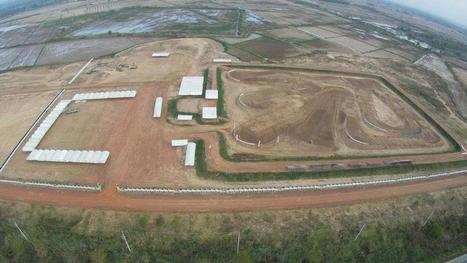 Aerial Photography: Race Track - PTT All Japan Star Supercross in Sukothai 2011 | FMSCT-Live.com | Scoop.it