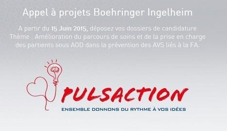 Boehringer Ingelheim lance l'appel à projets « Pulsaction » | le monde de la e-santé | Scoop.it