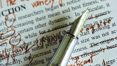 Editing skill for scientific writers | mentorhealth | Scoop.it