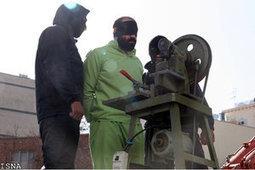 L'Iran présente sa machine à couper les mains   Technogeekdefence   Scoop.it