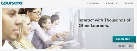 Considering Coursera's Expansion   Technologie et éducation   Scoop.it