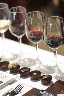 About that wine and chocolate thing… | Vitabella Wine Daily Gossip | Scoop.it