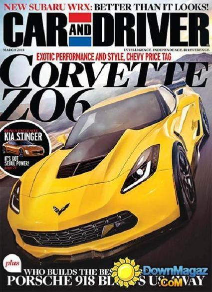 10 Best Automobile Magazines in the World | Amazing Buzz | Scoop.it