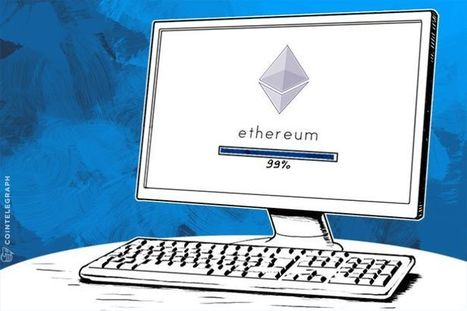 Ethereum PREPARES for Take Off | Machines Pensantes | Scoop.it
