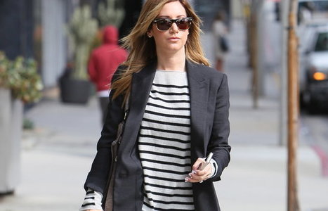 Ashley Tisdale Out Shopping On Sunset Boulevard, L.A!!! | Hollywoodneuz | Scoop.it