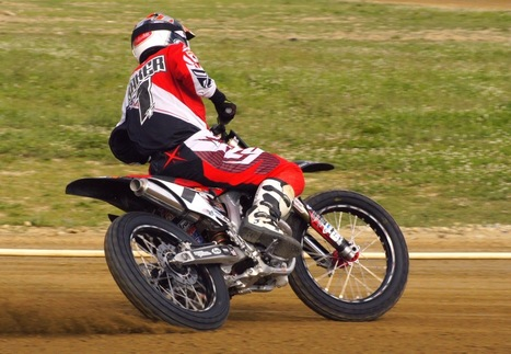 Mid-America Speedway in Indy Announces 2015 Schedule, Includes Night Before the Indy Mile & AMA Vintage Dirt Track National Series | California Flat Track Association (CFTA) | Scoop.it