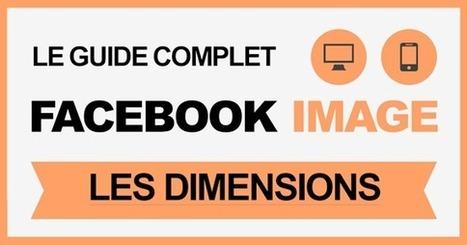 Guide ultime des dimensions Facebook | Les réseaux sociaux : ce qu'il faut savoir | Scoop.it